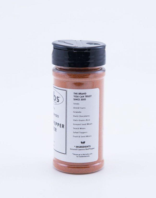Cayenne Pepper Powder ingredients