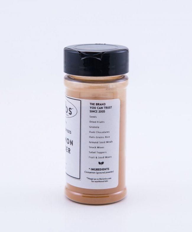 Cinnamon Powder ingredients
