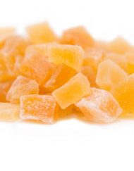 Dried Chopped Mango Cubes