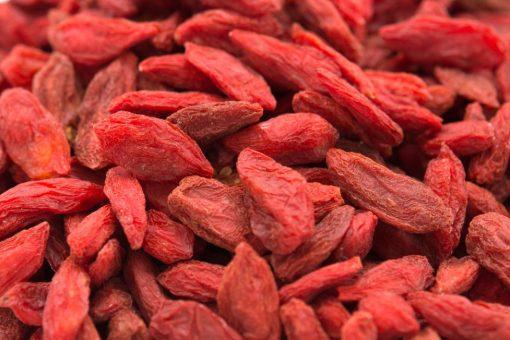 Dried Goji Berries (Wolfberry) - No Added Sugar
