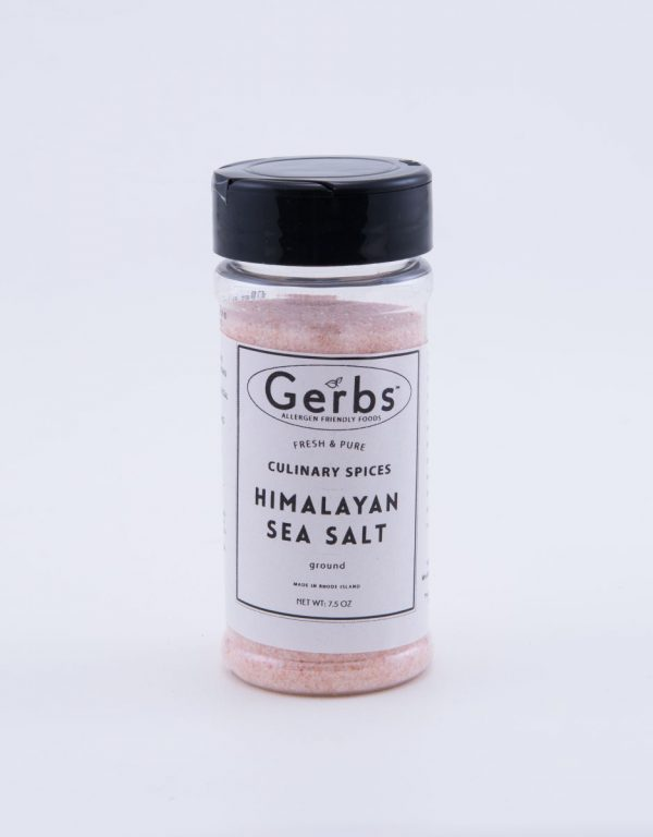 Himalayan Sea Salt - Ground