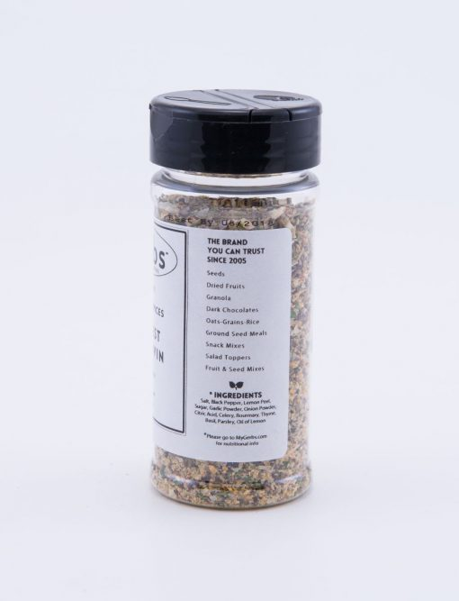 Key West Jump-Jivin' Seasoning Mix ingredients