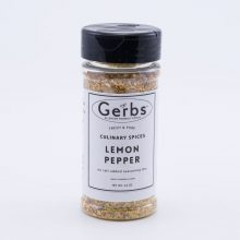 Lemon Pepper - No Salt Added Seasoning Mix