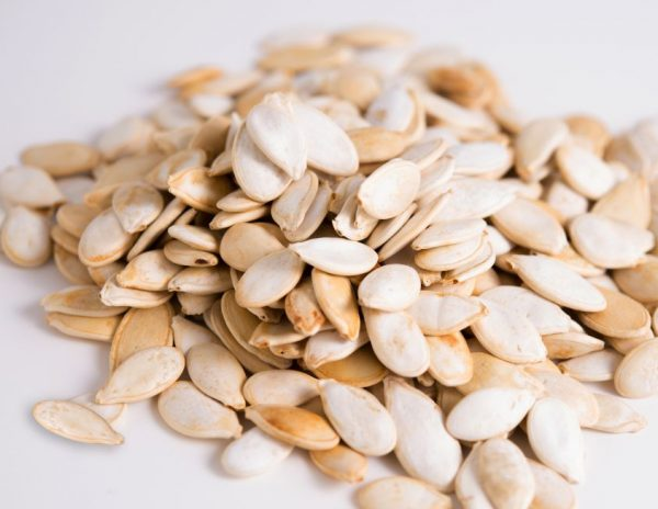 Lightly Sea Salted Dry Roasted In Shell Pumpkin Seeds - Whole Pepitas