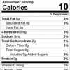 Onion Powder Nutrition Facts