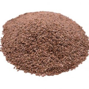 Raw Brown Flax Seeds