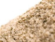 Raw Hemp Seeds Shelled - Hearts Close up