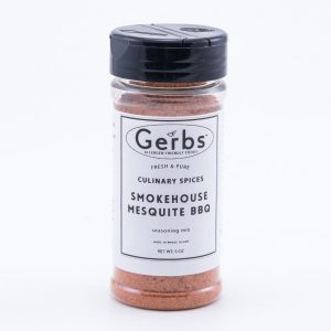 Smokehouse Mesquite BBQ Seasoning Mix