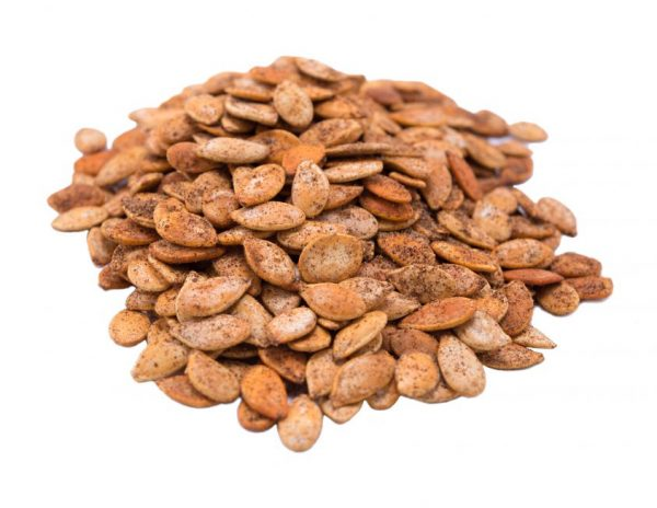 Spicy Habanero Dry Roasted In Shell Pumpkin Seeds - Whole Pepitas