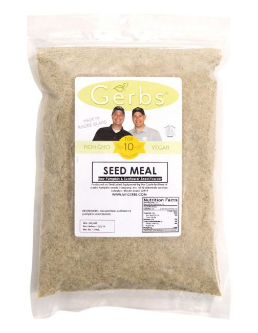Super 5 Seed Meal - Full Oil Content Protein Powder Bag
