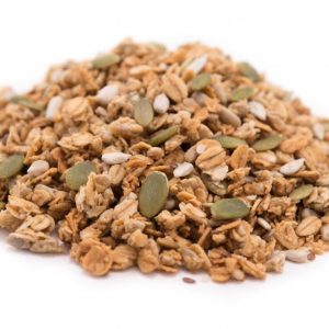 Super Five Seeds Granola