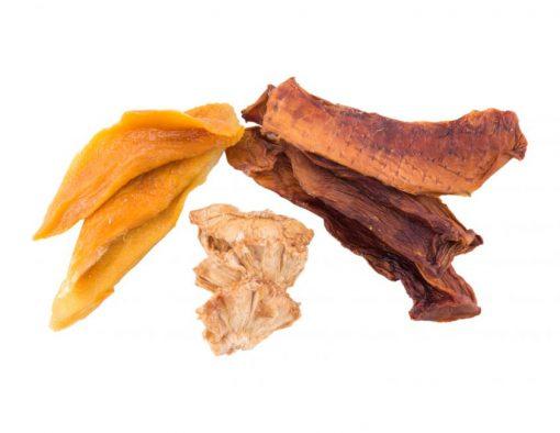 Tropical Dried Fruit Mix Unsweetened (Mango