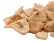 Whole Banana Chips - Sweetened Pieces