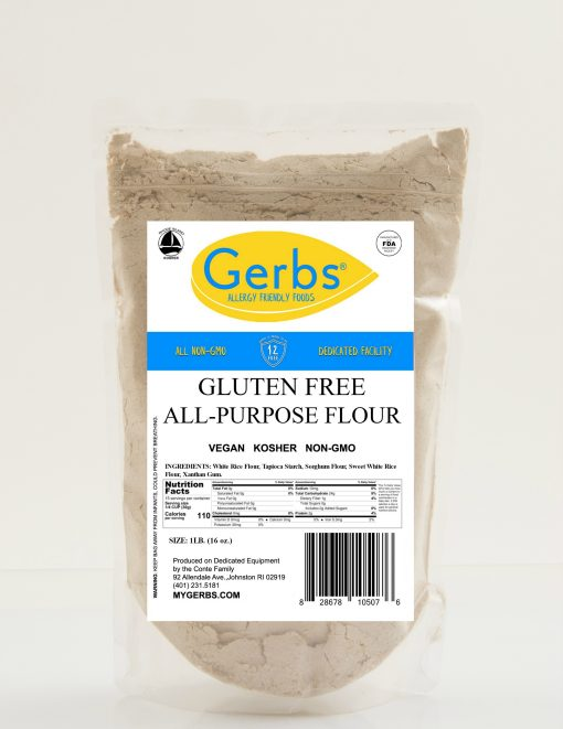 all purpose flour gluten free 1lb bag