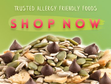 GERBS ALLERGY FRIENDLY GLUTEN FREE SNACKS