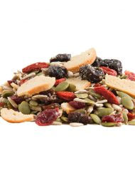 Bagel Berry Crunch Snack Mix