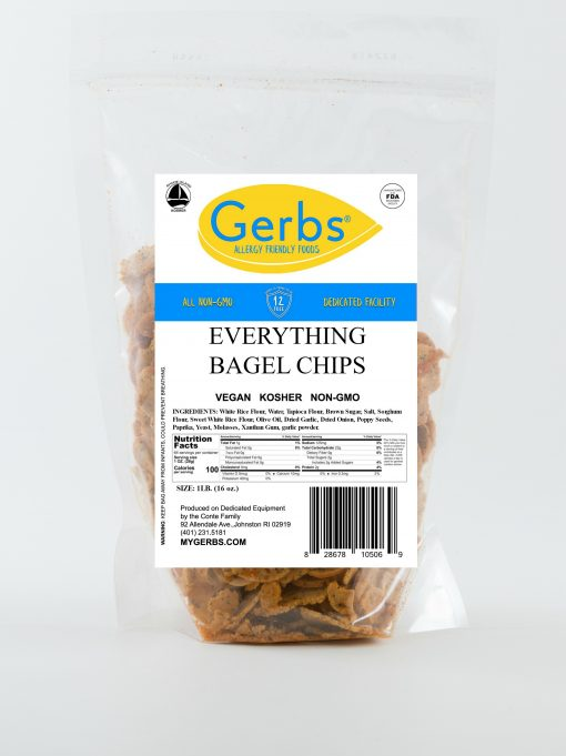 Bagel Chips 1lb bag
