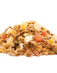 GERBS GLUTEN FREE TROPICAL GRANOLA WITH MANGO