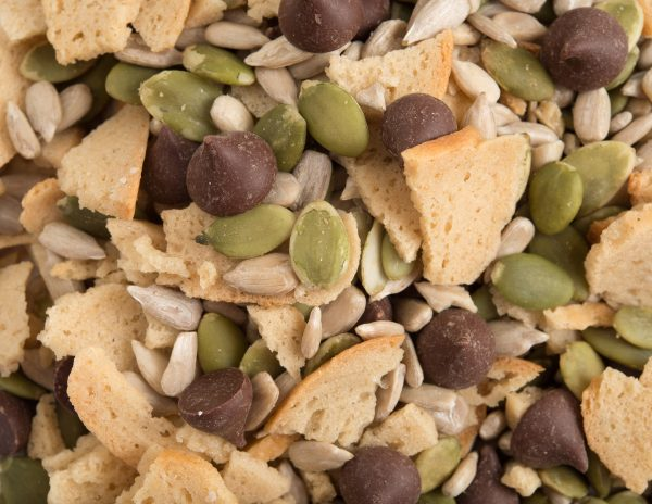 Sweet & Salty Snack Mix close up two