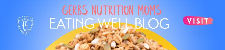 eating well blog gerbs allergy friendly foods