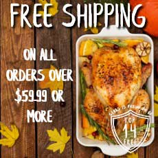 Free Shipping by Gerbs Allergy Friendly Foods