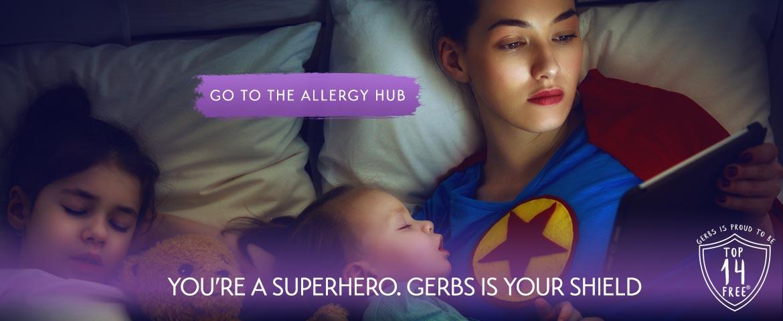 Gerbs Allergy Friendly Hub