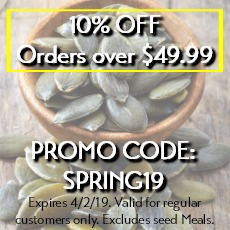 Spring Sale Offer By Gerbs Allergy Friendly Foods