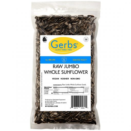 Jumbo Raw Sunflower Seeds - In Shell bag
