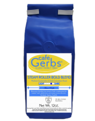 Steam Roller Bold Blend Coffee