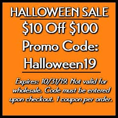 Halloween Sale by Gerbs Allergy Friendly Foods