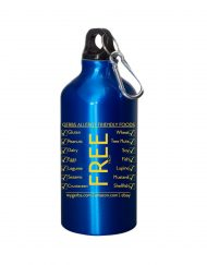 Gerbs 25oz. Aluminum Alpine Water Bottle