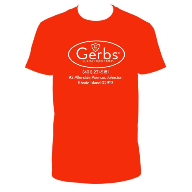 Gerbs Classic Tee Back