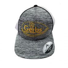 Gerbs Heather Trucker Snapback Hat (YELLOW)