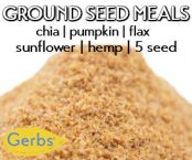 SEED MEALS