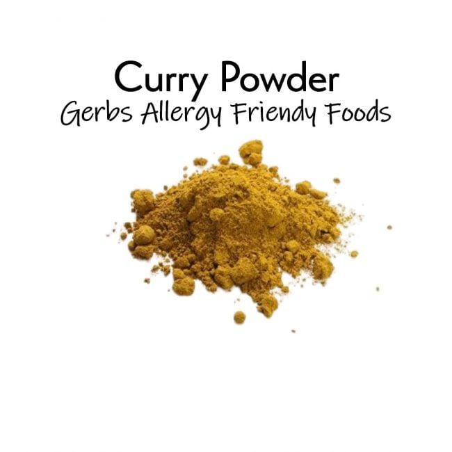 Curry Powder 3.25 oz. closeup