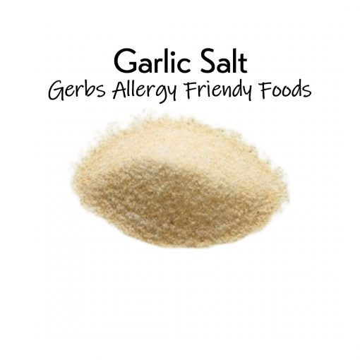 Garlic Salt 7.5 oz. closeup