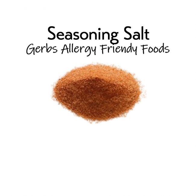 Seasoning Salt 7 oz. closeup