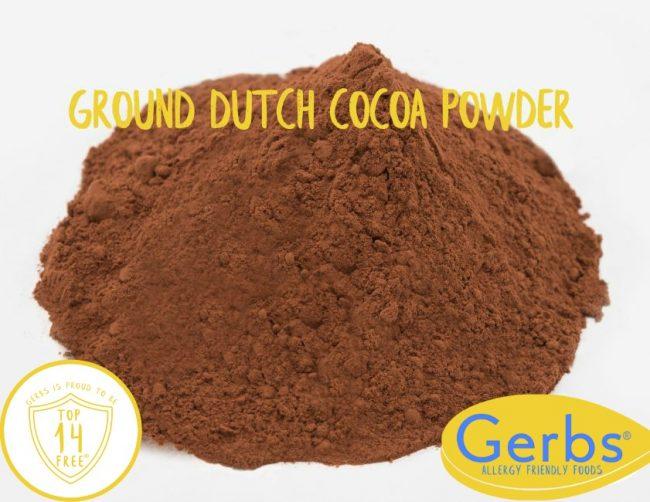 Dutch Cocoa Powder By Gerbs