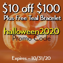 Halloween Sale $10 off