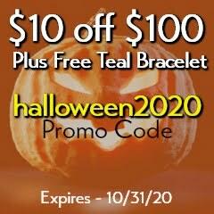 Halloween Sale $10 off