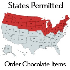 Chocolate Allowed States by Gerbs